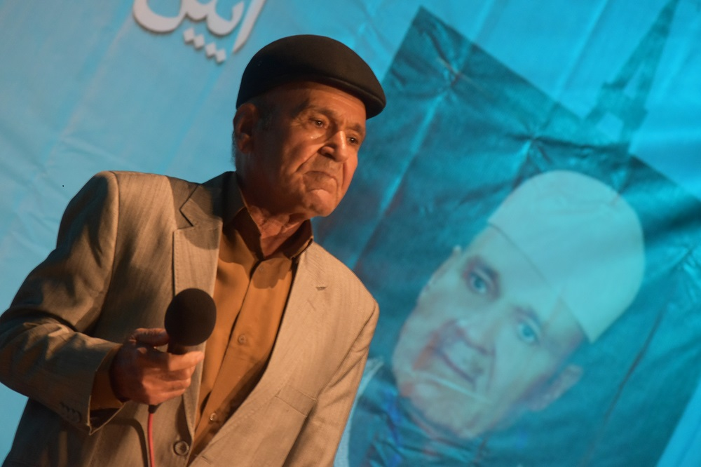 آهنگ آی مه پریشونه تونم از بهمن اسکینی