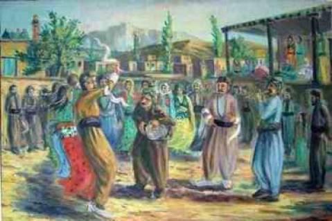 آهنگ چاوه جوانکد از فتح الله قریانی